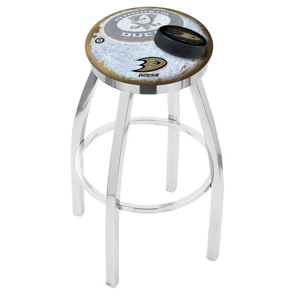 NHL 25 Swivel Bar Stool by Holland Bar Stool