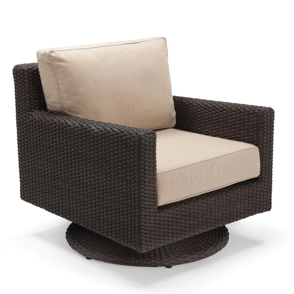 Capri Cushion Lounge Swivel Rocker by Winston