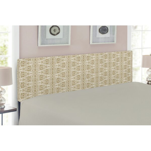 Upholstered Panel Headboard by East Urban Home East Urban Home