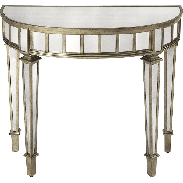 Schanz Garbo Console Table by House of Hampton