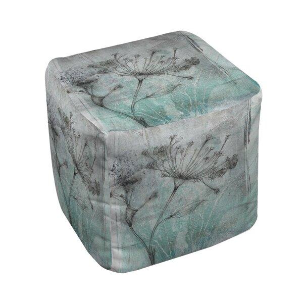 Kinard Cube Ottoman by Latitude Run