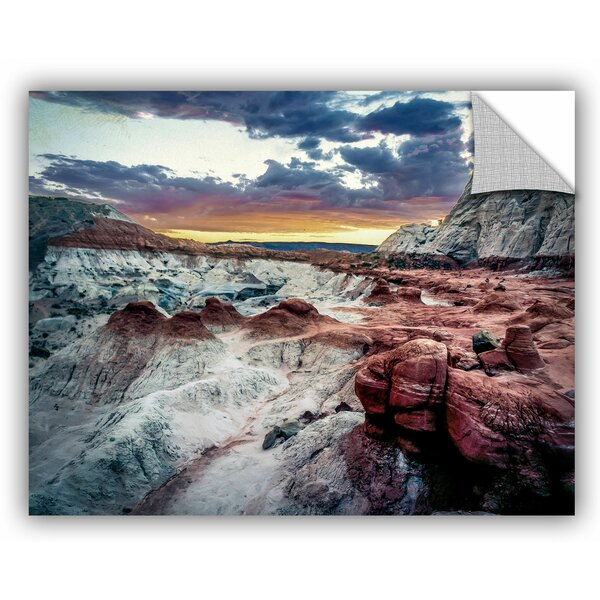 Mike Beach Bryce 03 Wall Decal by ArtWall