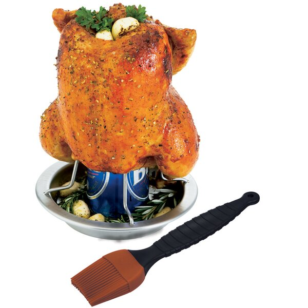 Grill Pro 7.5 Chicken Roaster by Broil King