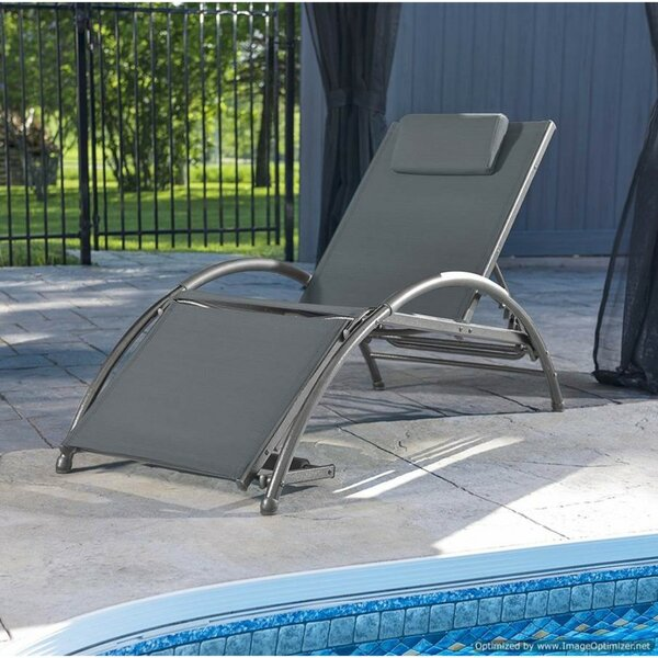 Heliodoro Reclining Chaise Lounge