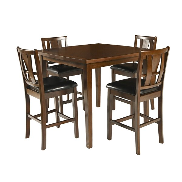 Scarbrough Dining Set By Alcott Hill