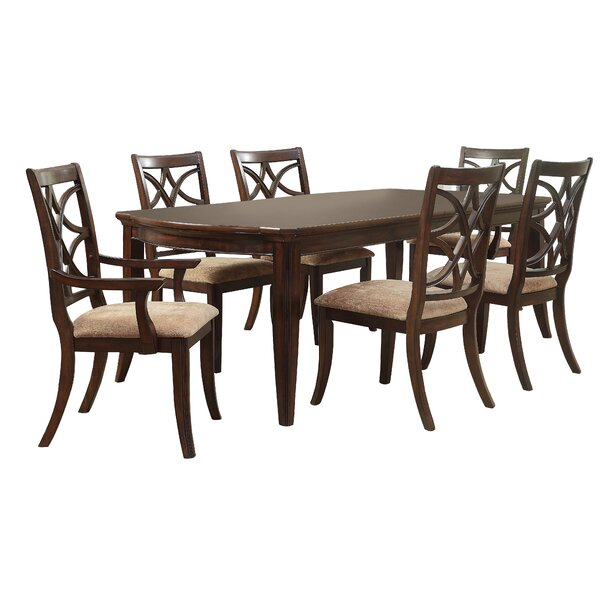 Kinsman 7 Piece Extendable Dining Set by Darby Home Co