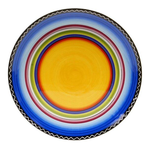 Recinos Round Platter by World Menagerie