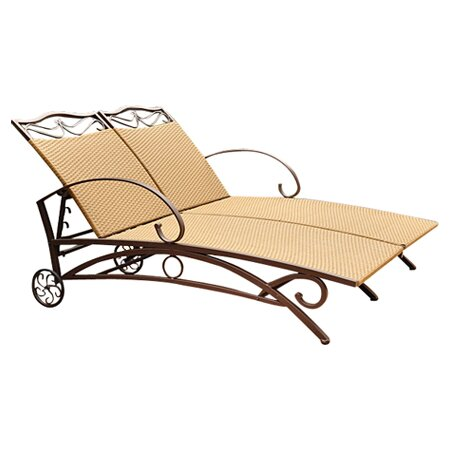 Stapleton Double Reclining Chaise Lounge