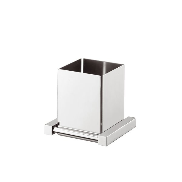 Iceberg Wall Mount Toothbrush Holder by WS Bath Collections
