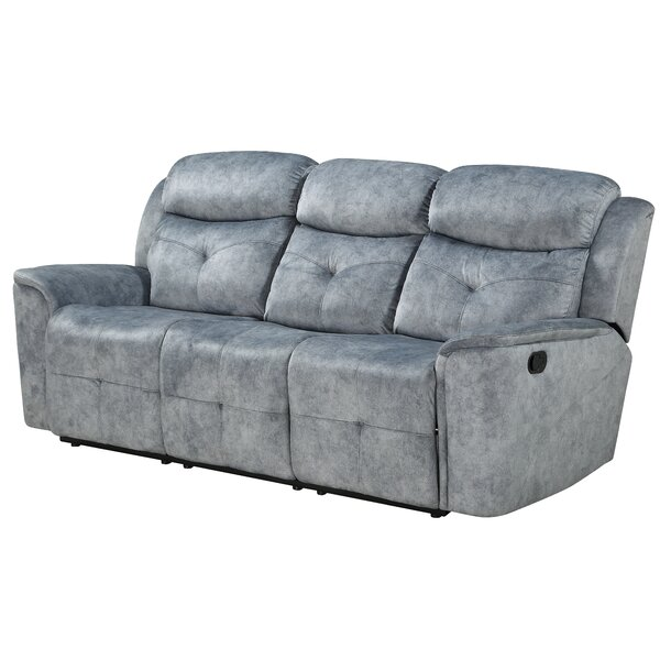 Mujdat Reclining Sofa By Ebern Designs