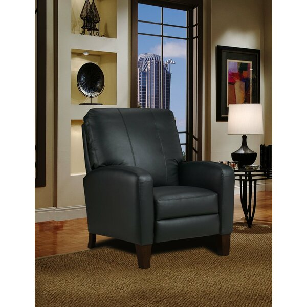 Breckenridge Hi-Leg Manual Recliner by Southern Mo