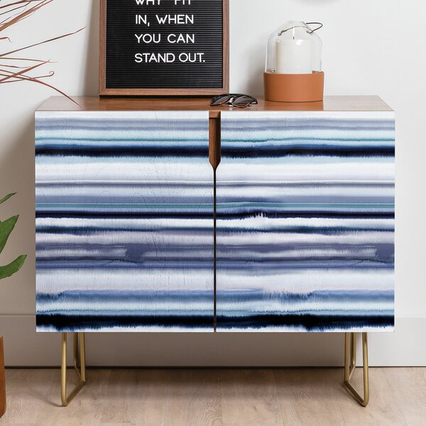 Ninola Sea Stripes Sideboard By East Urban Home