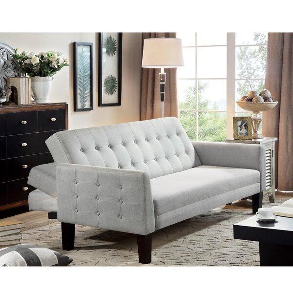 Muscogee Convertible Sofa by Winston Porter Winston Porter