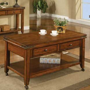 Nashoba Coffee Table with Storage