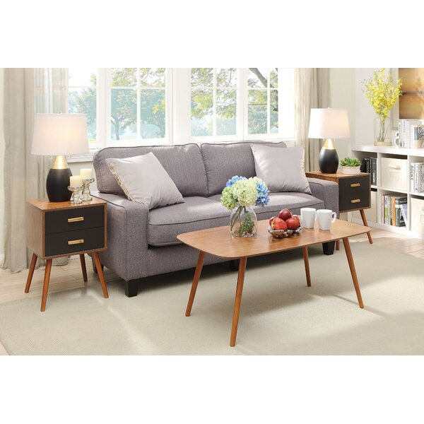 Creenagh 3 Piece Coffee Table Set by Langley Street