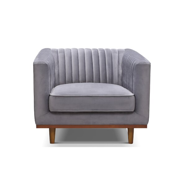 Crofoot Armchair by Bungalow Rose