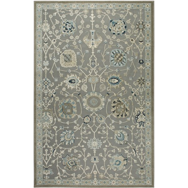 Gray/Blue Area Rug by Shabby Chic