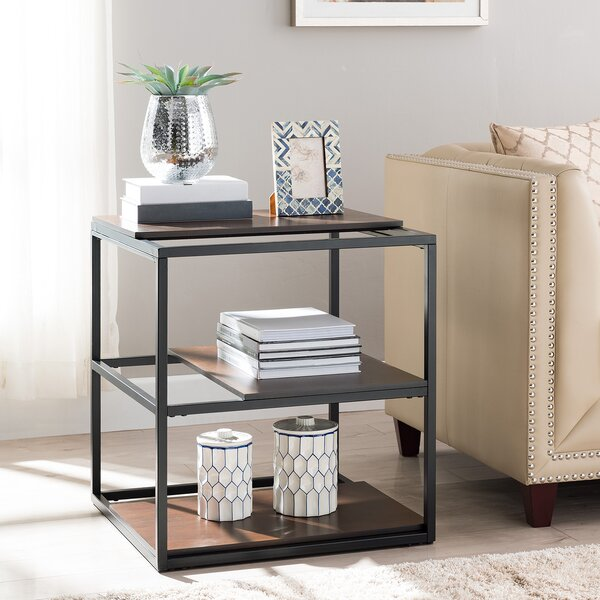 Shearer End Table by Williston Forge Williston Forge