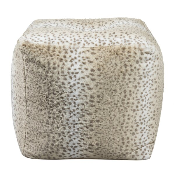 Leopard Bean Bag Chair by Bloomsbury Market