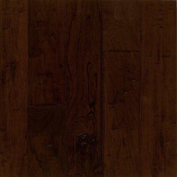 5 Engineered Walnut Hardwood Flooring in Roasted Coffee by Armstrong Flooring