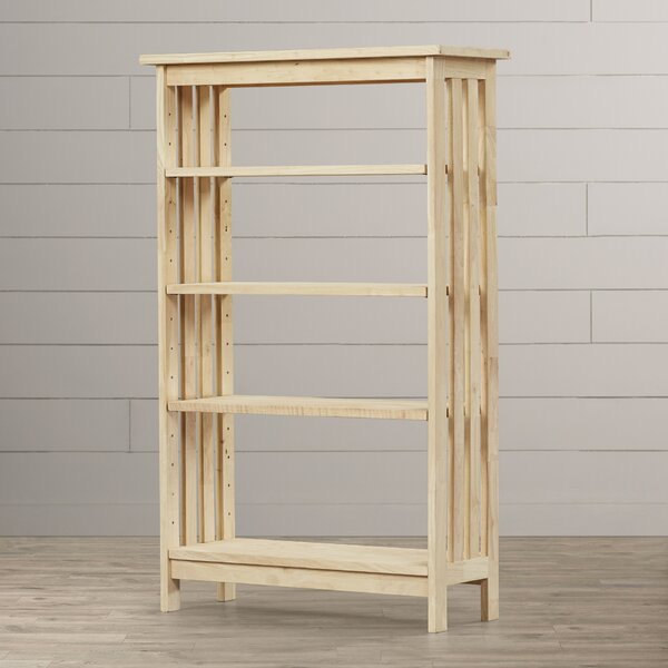 Toby Etagere Bookcase by August Grove