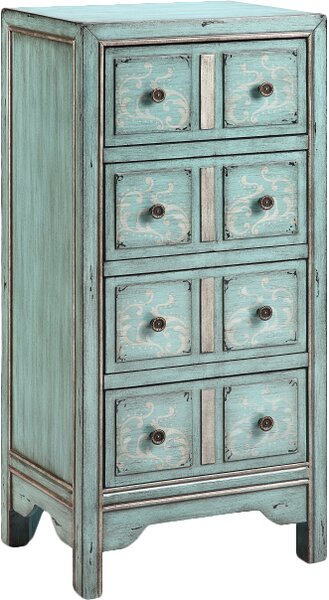 Meadowbrook 4 Drawer Chest By Rosecliff Heights