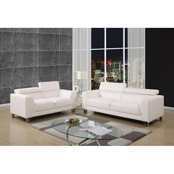 Runkle Configurable Living Room Set by Brayden Studio
