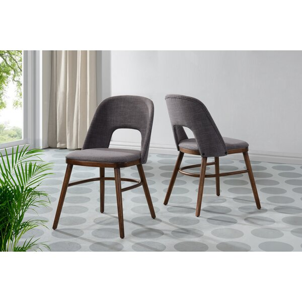 Dana Upholstered Dining Chair (Set of 2) by Modern Rustic Interiors