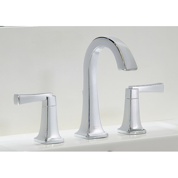 Townsend High Arc Widespread Bathroom Faucet with Drain Assembly by American Standard