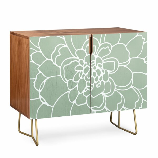 Iveta Abolina Iceland Frost Accent Cabinet by East Urban Home East Urban Home