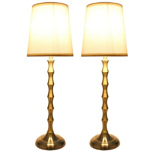 Best Price Bahama 26 Table Lamp (Set of 2) By Urbanest