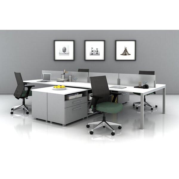 Trig Teaming Desk Office Suite by Trendway