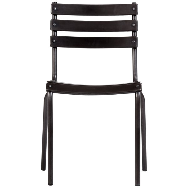 Briela Side Chair by World Menagerie