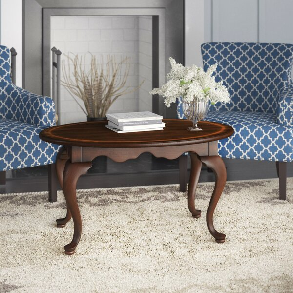 Darby Home Co Oval Coffee Tables