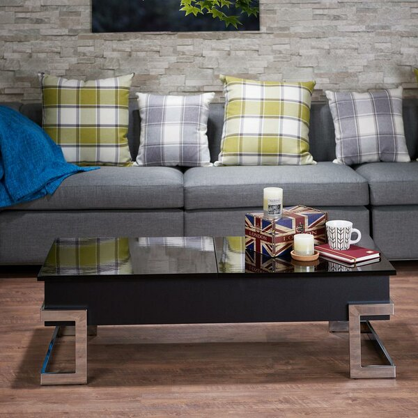 Peden Modern Lift Top Coffee Table with Tray Top by Orren Ellis