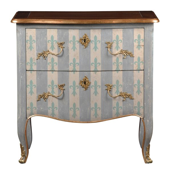 Pizarro 2 Drawer Accent Chest