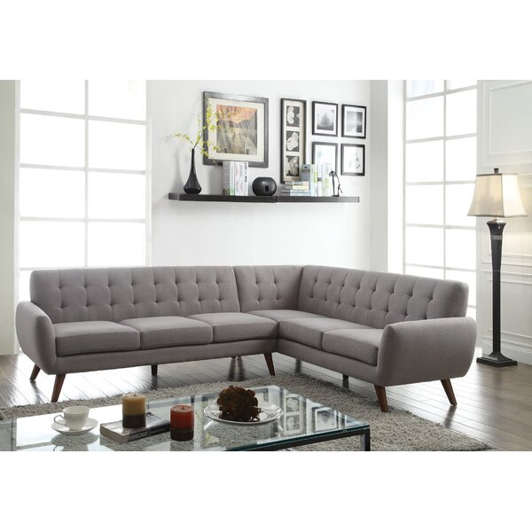 Bargas Sectional by George Oliver