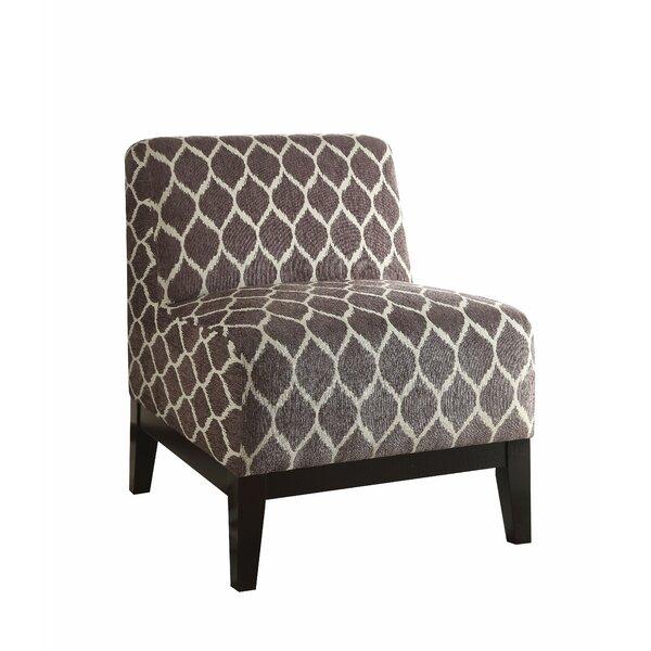 Montesano Slipper Chair by Latitude Run