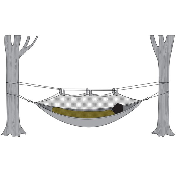Quilt Tree Hammock by Snugpak