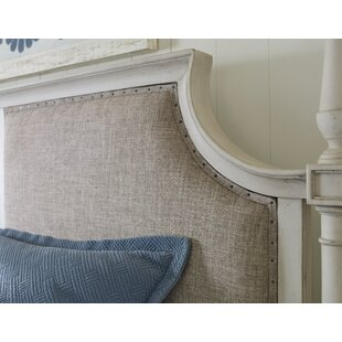Ornithogale Upholstered Panel Headboard by Lark Manor