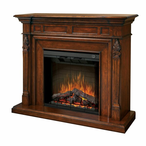 Naquin Electric Fireplace by Canora Grey
