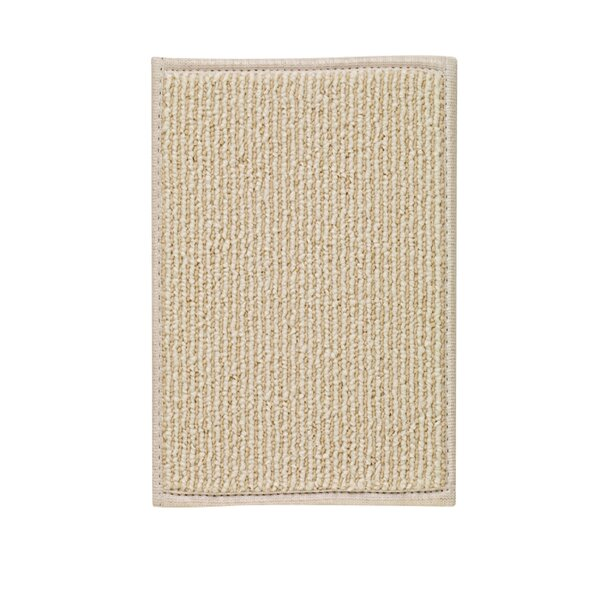 Burgher Striped Machine Woven Indoor/Outdoor Area Rug by Highland Dunes