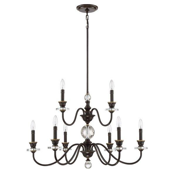 Ellisurg 9-Light Chandelier by Darby Home Co