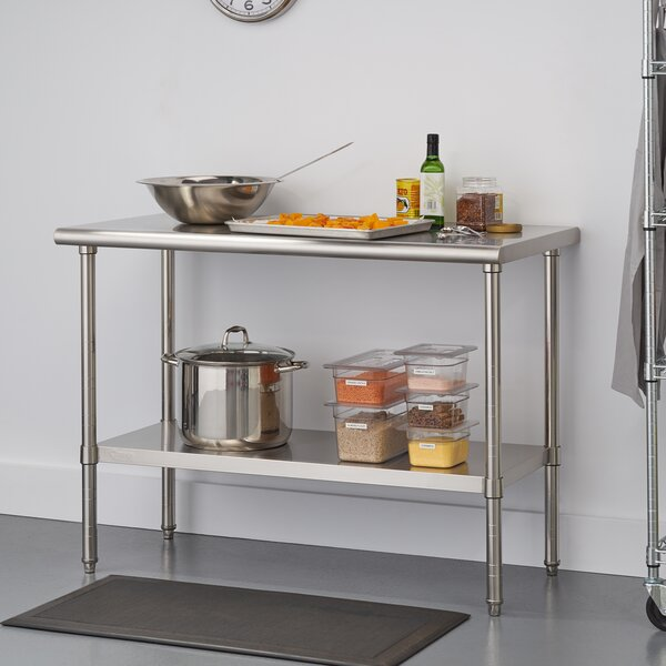 Chrisman EcoStorage Prep Table by Symple Stuff