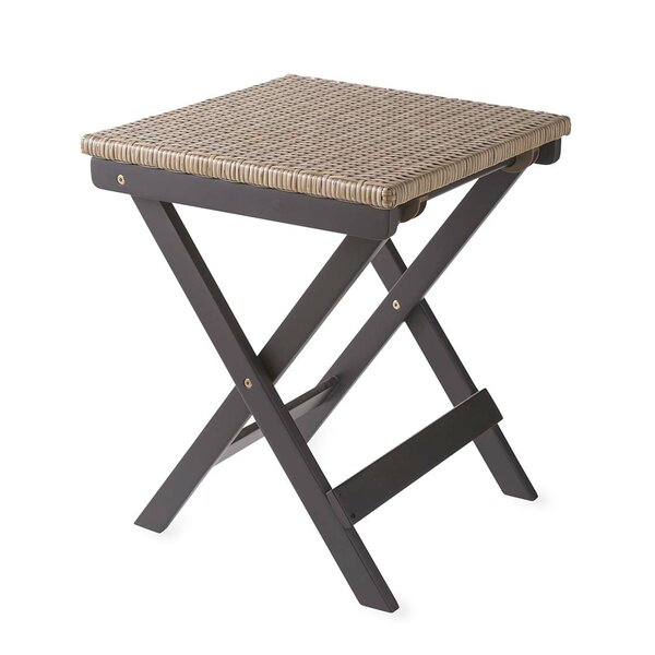 Claytor Outdoor Folding Side Table by Plow & Hearth