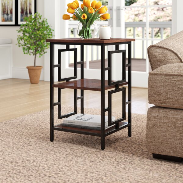 Dobson End Table By Winston Porter