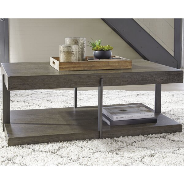 Barney Coffee Table by Williston Forge