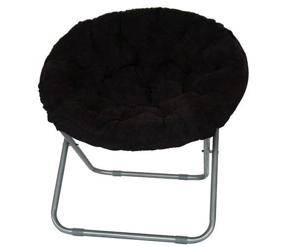 Gaskill Comfort Padded Papasan Chair by Ebern Designs