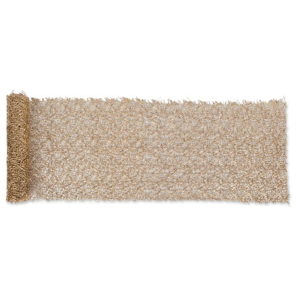 Julia Sequin Mesh Table Runner by The Holiday Aisle