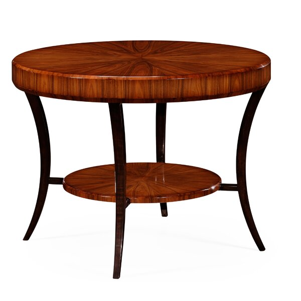 Santos Art Deco Solid Wood Dining Table By Jonathan Charles Fine Furniture
